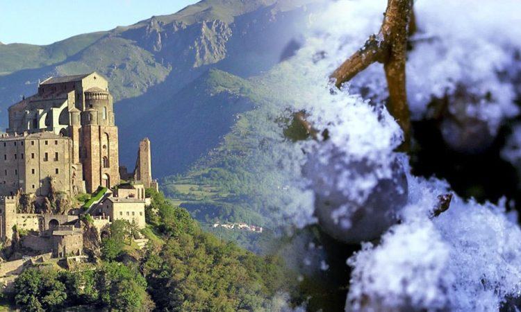 Sacra di San Michele e Vino del ghiaccio